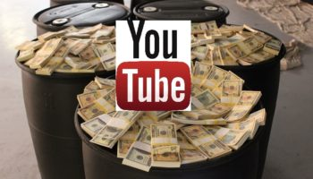 Making sales and making money using YouTube