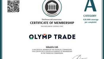 Olymp Trade Review – DISCLOSURE